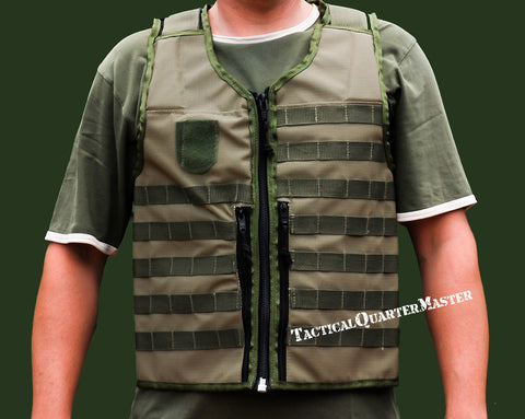 Tactical Vest-Green Small/Medium