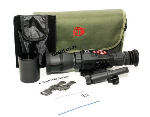 ATN X-Sight HD 5-18X