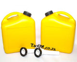 10 Liter Plastic Jerry Can