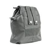 Folding Dump Pouch - Urban Grey
