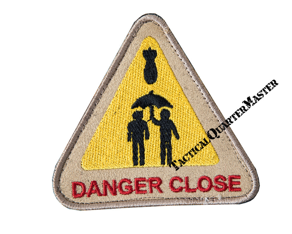 Danger Close Patch