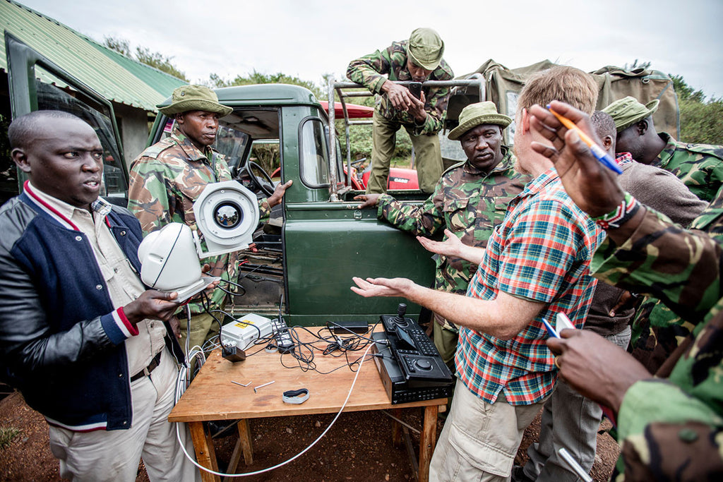 FLIR Works with World Wildlife Fund to Fight Poaching in Africa