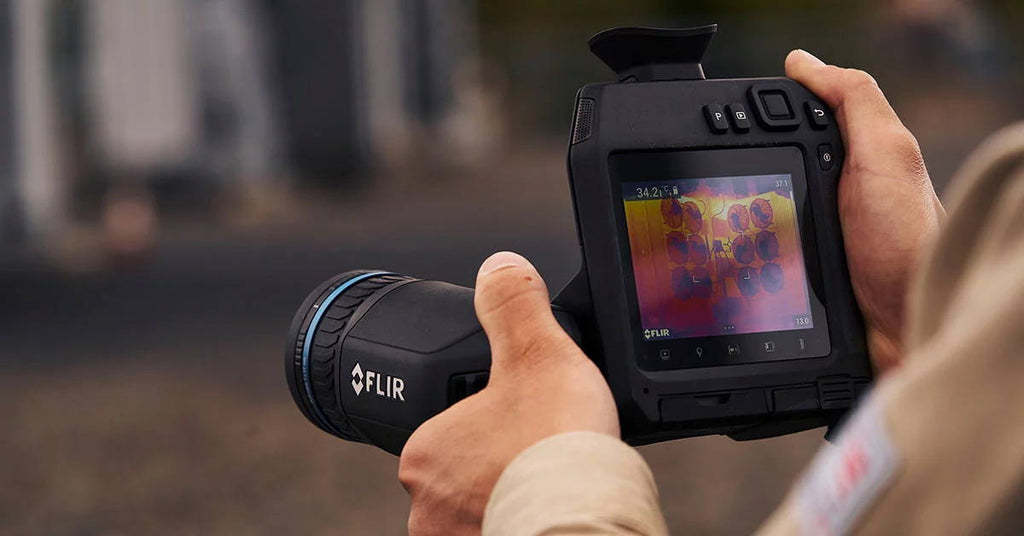 New FLIR T860 High-Performance Thermal Camera Streamlines Industrial Inspections