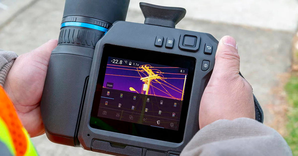 FLIR Launches Industry-First High-Definition Handheld Cooled Optical Gas Imaging Camera for Oil and Gas Inspection Professionals