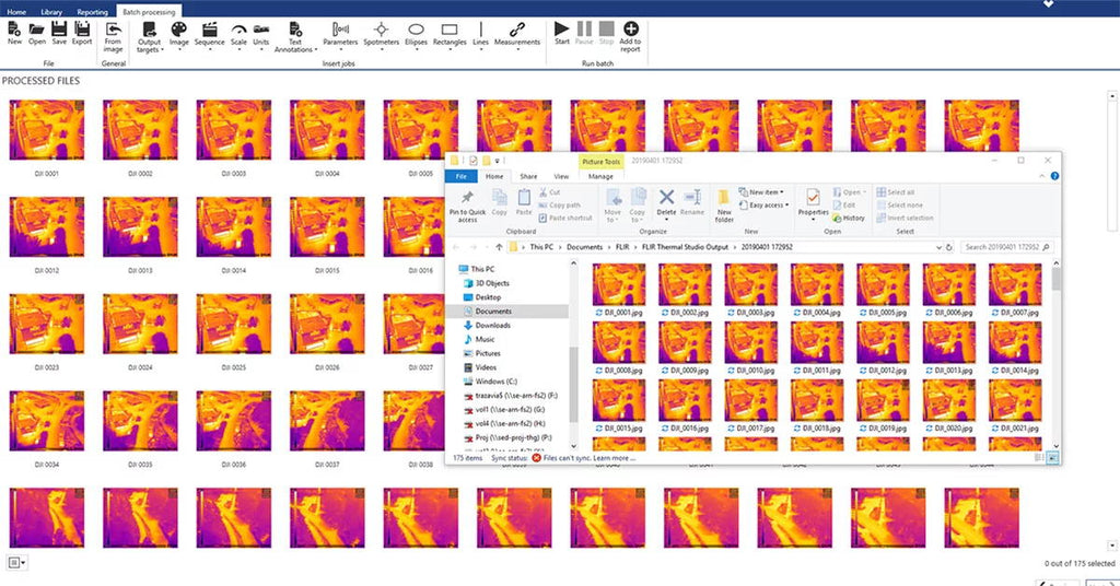 FLIR Announces Thermal Studio Software for Thermographers to Automate Thermal Image Processing