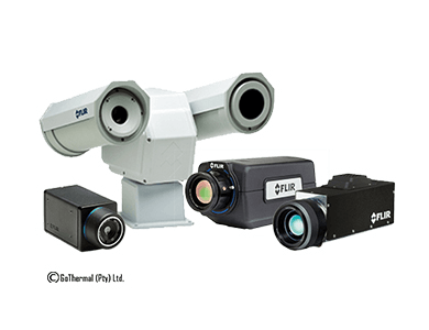 FLIR Thermal cameras for automation solutions
