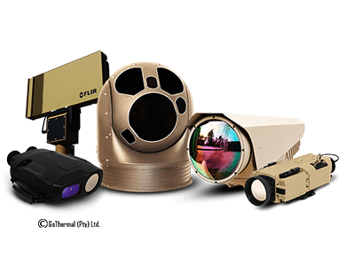 GoThermal FLIR Systems Government and Defense Thermal Solutions