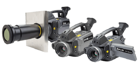 FLIR Thermal Optical Gas Imaging