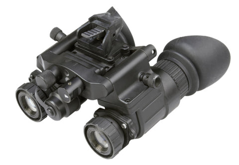 "AGM NVG-50 NL1i Dual Tube Night Vision Goggle/Binocular 51 degree FOV Gen 2+ ""Level 1"""