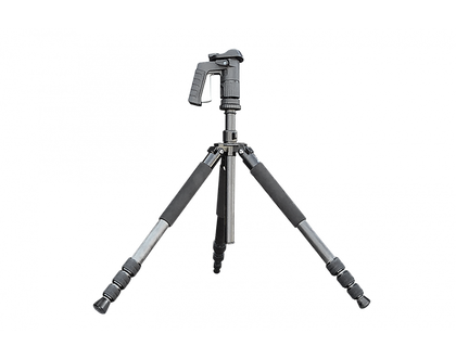 AGM Professional Titanium Tripod with a Grip