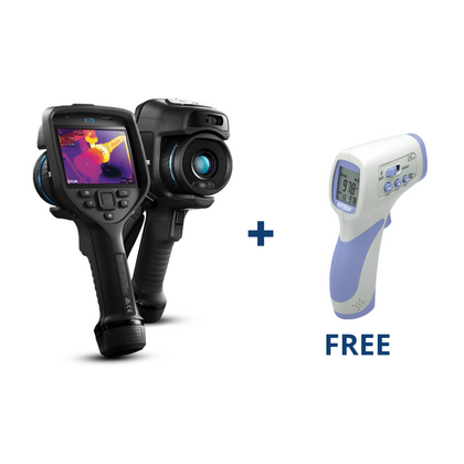 FLIR E75 Thermal Inspection Camera + free IR200 Thermometer