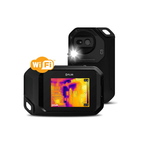 FLIR C3 Pocket-Sized Thermal Inspection Camera with WiFi