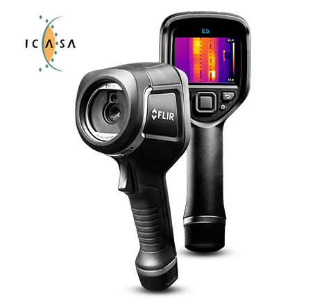 FLIR E5 Thermal Imaging Camera With WiFi - goThermal