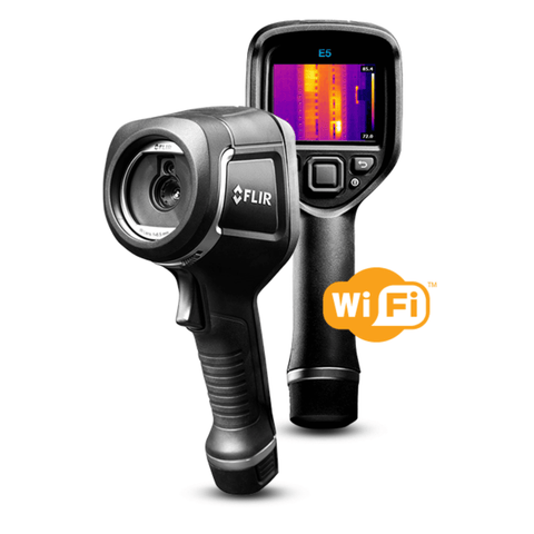 FLIR E5-XT Thermal Inspection Camera