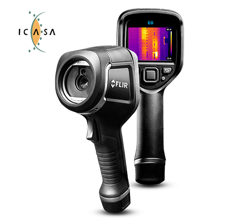 FLIR E8 THERMAL IMAGING CAMERA WITH WIFI - goThermal
