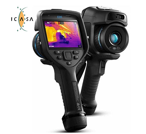 FLIR E95 ADVANCED THERMAL IMAGING CAMERA (NON-STOCK ITEM) ORDER IN - goThermal