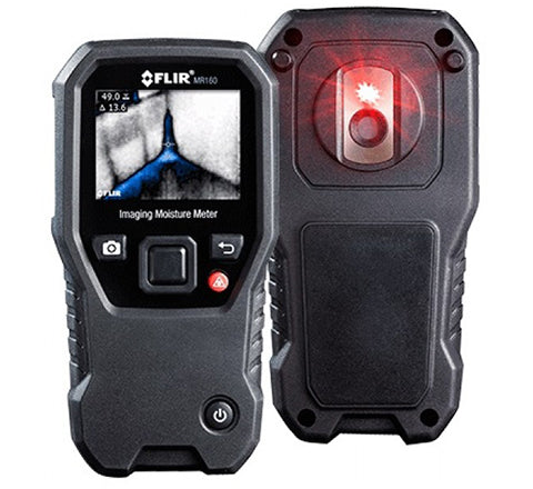 FLIR MR160 IMAGING MOISTURE METER - GoThermal