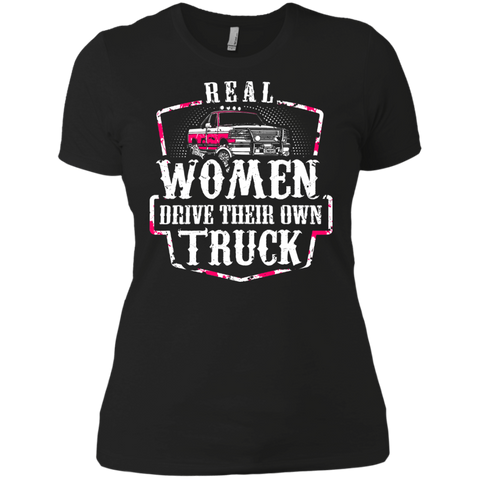 Real Women drive their own Truck