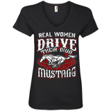 Real Women Drive Their Own Mustang