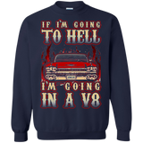 Going To Hell in a V8