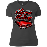 Blood Type Mustang Women