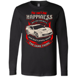You Can't Buy Happiness But You Can Buy a Corvette Shirt Men