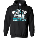This Girl Loves Her Challenger Hoodie