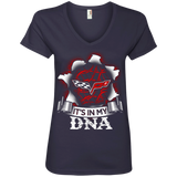 It's in My DNA Corvette Shirt - Woman