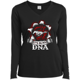 It's in My DNA Mustang Shirt - Woman