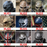 Typhon Camouflage Military Wargame Tactical Outdoor Masks