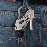 Carabiner Key Holder Pocket Multi Tool