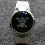 Touch Screen LED Watch
