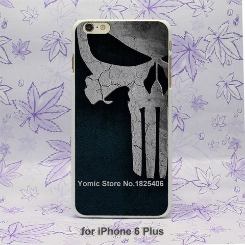 Phone Case The Punisher Design