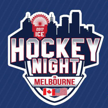 2017 Ice Hockey Night in Melbourne - CHARITY SHOWCASE