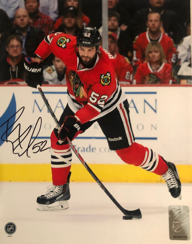 Brandon Bollig Chicago Blackhawks