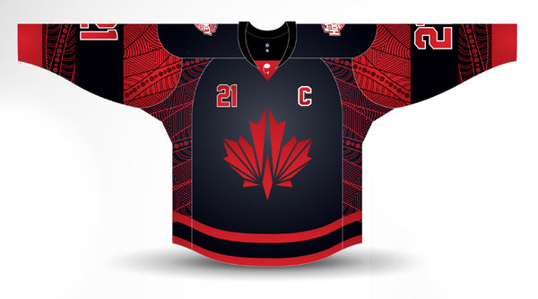 TEAM CANADA 2021 Ice Hockey Classic Home Jersey PRE-SALE