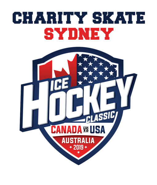 2019 Ice Hockey Classic CHARITY SKATE Sydney JUNE 15 (LIMITED NUMBERS)