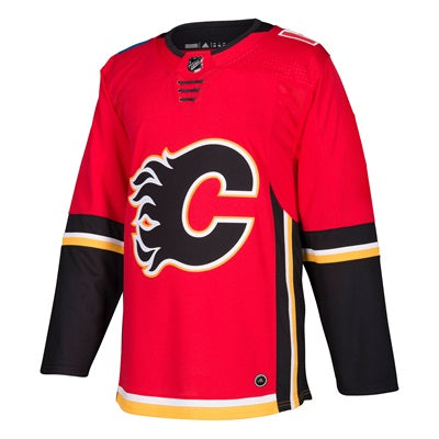 Calgary Flames adizero Home Authentic Pro Jersey