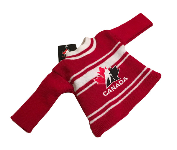 Team Canada Team Jersey Knitted Beanie