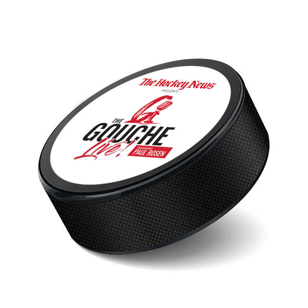 THE GOUCHE LIVE PUCK