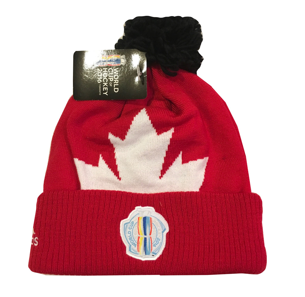 Canada World Cup of Hockey 2016 Beanie