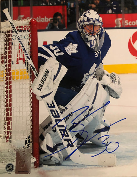 Ben Scrivens Toronto Maple Leafs