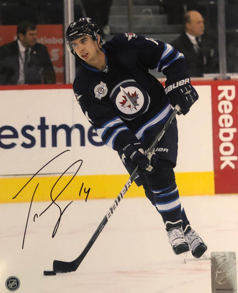 Tim Stapleton Winnipeg Jets