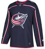 YOUTH COLUMBUS BLUE JACKETS JERSEY