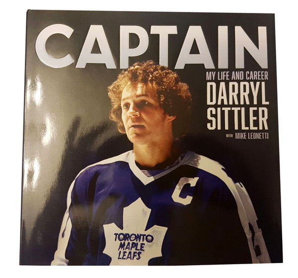 DARRYL SITTLER Limited Edition Book