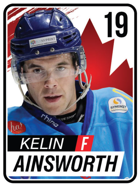 🇨🇦 CANADA #19 AINSWORTH - FRI 21
