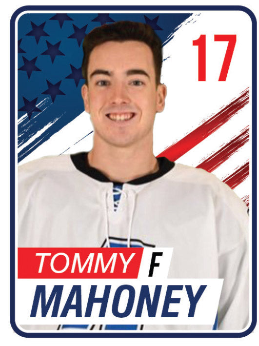 🇺🇸 USA #17 MAHONEY - SAT 22