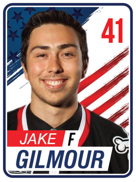🇺🇸 USA #41 GILMOUR - FRI 21