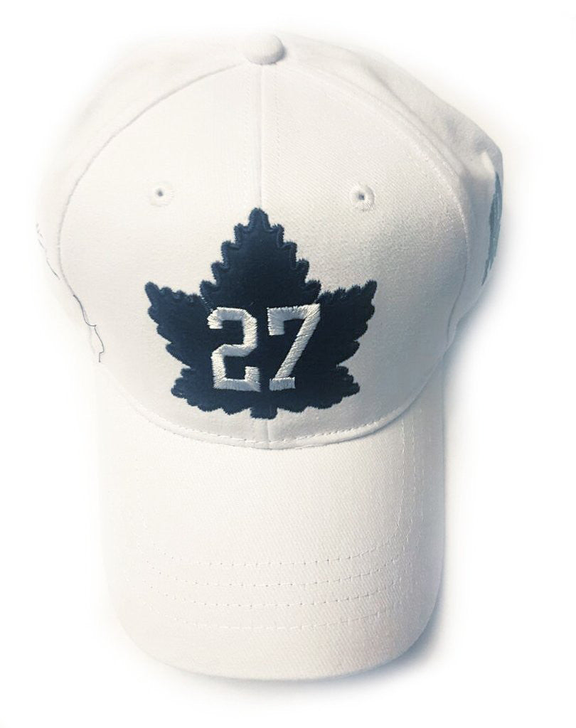DARRYL SITTLER Limited Edition White 27 Cap