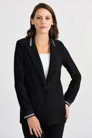Joseph Ribkoff black box jacket